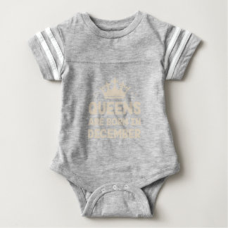 December Queen Baby Bodysuit