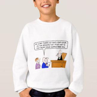 decent role models judge trial sweatshirt