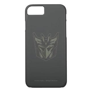 Decepticon Cracked Symbol iPhone 7 Case