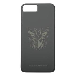 Decepticon Cracked Symbol iPhone 7 Plus Case