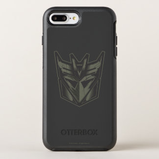 Decepticon Cracked Symbol OtterBox Symmetry iPhone 7 Plus Case