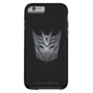 Decepticon Shield Metal Tough iPhone 6 Case