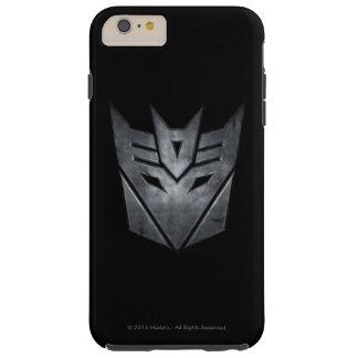 Decepticon Shield Metal Tough iPhone 6 Plus Case