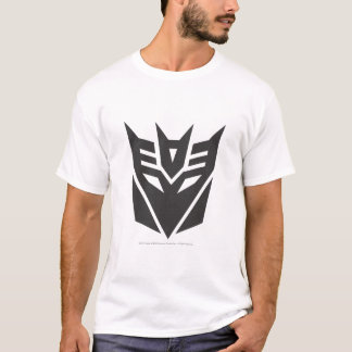 Decepticon Shield Solid T-Shirt
