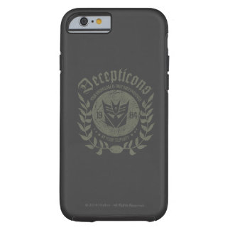 Decepticons 1984 - Your Knowledge Tough iPhone 6 Case