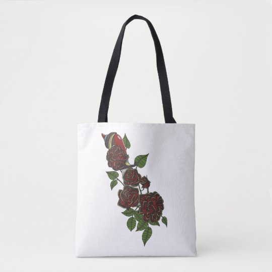 Deception 2 tote bag