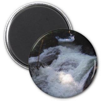 Deception Falls 2 Inch Round Magnet