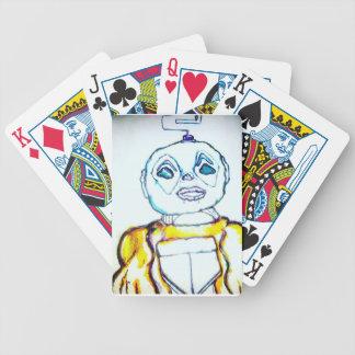 Deception of The Modern Poker Deck