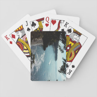 Deception Pass playing cards