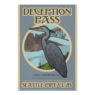 Deception Pass Print