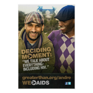 Deciding Moment: Andre Poster