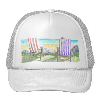 'Deck Chairs' Hat