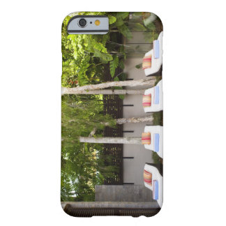 Deck Chairs Tropical House Barely There iPhone 6 Case