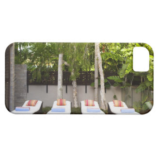 Deck Chairs Tropical House iPhone 5 Covers