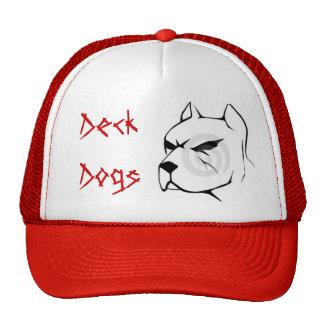 Deck Dogs Trucker Hat