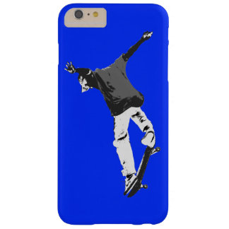 """""""Deck Flipping"""" Skateboarding Stunt Barely There iPhone 6 Plus Case"""