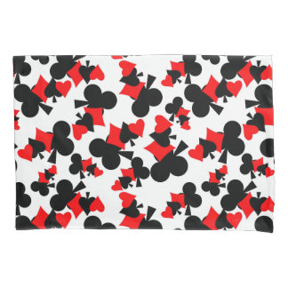 deck of cards pillowcase
