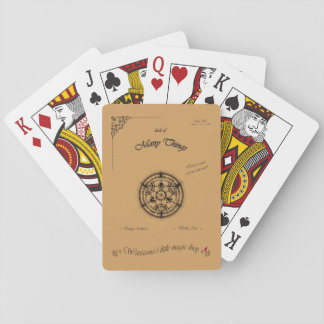 Deck of Many Things Playing Cards