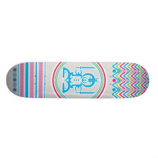 Deck-SilverSamurai Skate Boards