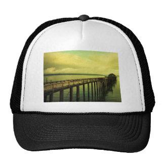 deck trucker hat