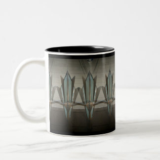 Decked Out In Deco Two-Tone Coffee Mug