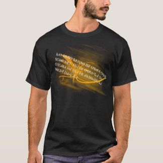 Declaration of Human Rights - Cherokee T-Shirt