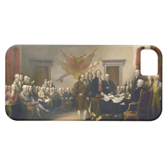 Declaration of Independence by John Trumbull 1819 iPhone 5 Cover
