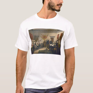 Declaration of Independence by John Trumbull 1819 T-Shirt