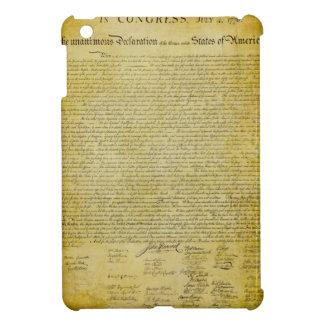 Declaration of Independence iPad Mini Cover For The iPad Mini