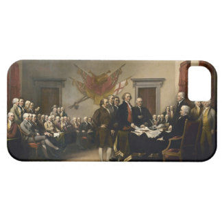 Declaration of Independence iPhone 5 Cover