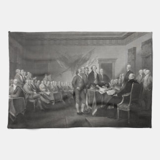 Declaration of Independence Kitchen Towel