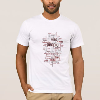 Declaration of Independence T-Shirt