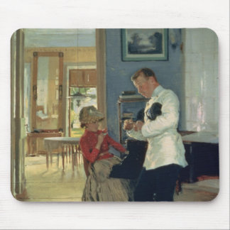 Declaration of Love, 1889-91 Mouse Pad