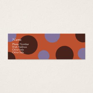Deco A2 Profile Card