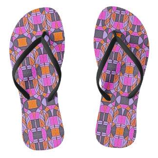 Deco Flip Flop Beach Thong Sandal Shower Shoes Flip Flops