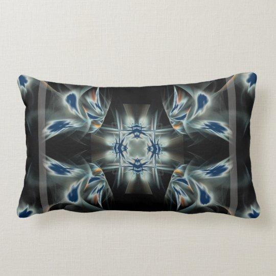 Deco Ikat Star Lumbar Pillow