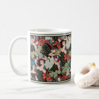 Deco Ladies Coffee Mug