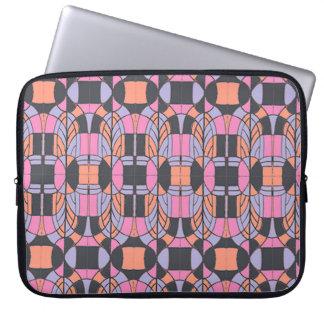 Deco Laptop Sleeve 15 inch Multicolor Neoprene