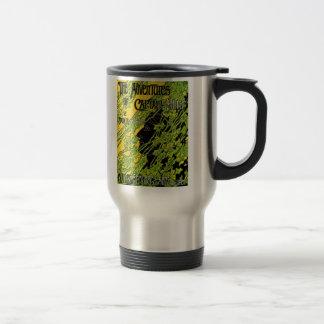 Deco Nouveau Captain Horn Travel Mug