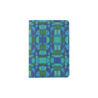 Deco Passport Cover Protector