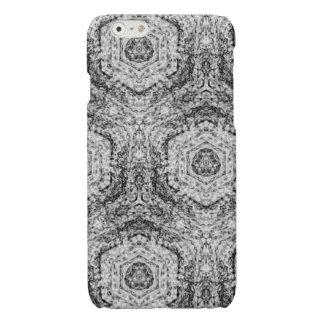 Decoarttive white grey black pattern