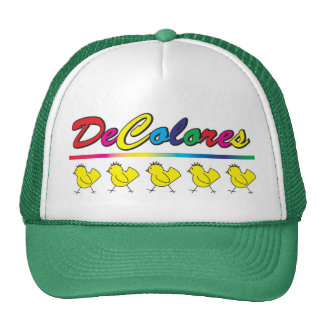 Decolores and Babe Chicks Trucker Hat