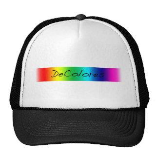 DeColores Banner Trucker Hat