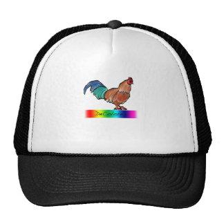 DeColores Rooster Trucker Hat