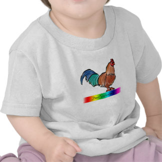 DeColores Rooster Tee Shirts