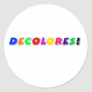 DeColores! Stickers