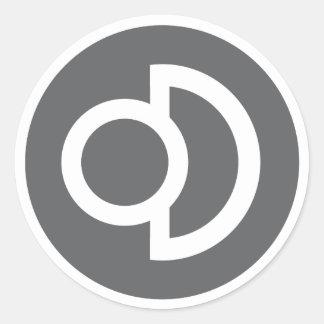 Deconbrio Logo Sticker