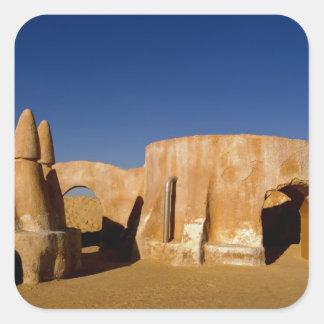 Décor de film célèbre de films de Star Wars au Sah Adhésif