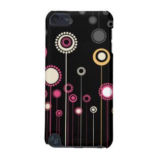 Décor floral à la mode coque iPod touch 5G