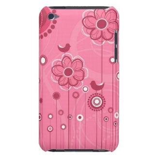 Décor floral à la mode coques barely there iPod